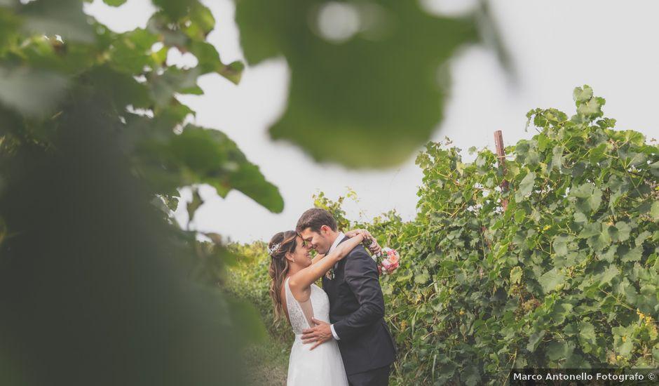 Il matrimonio di Tommaso e Adriana a Rovolon, Padova
