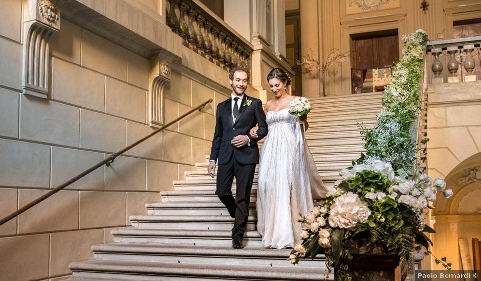 Il matrimonio di Fabio e Irene a Bagnacavallo, Ravenna