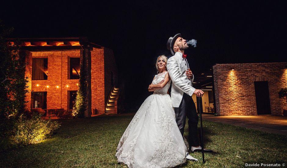 Il matrimonio di Riccardo e Jessica a Nichelino, Torino