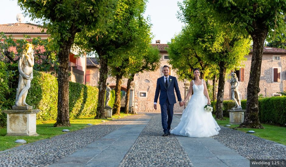Il matrimonio di Andrea e Valeria a Brescia, Brescia