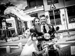 Le nozze di Tecla e Robertino