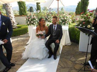 Le nozze di Santo e Sara