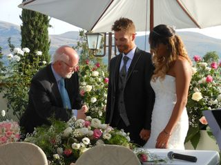 Le nozze di Santo e Sara 1