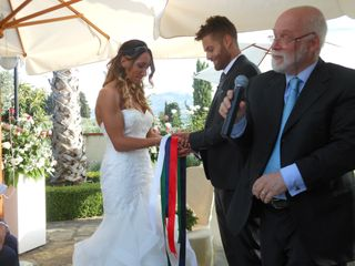 Le nozze di Santo e Sara 2