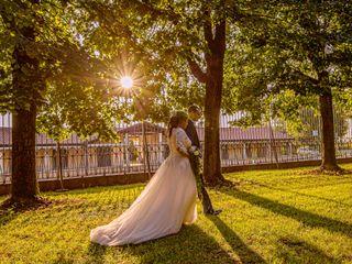 Le nozze di Bassma e Stefano