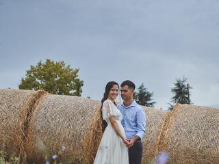 Le nozze di Andressa e Libni 1
