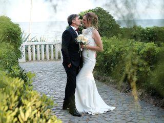 Le nozze di Sandro e Luana