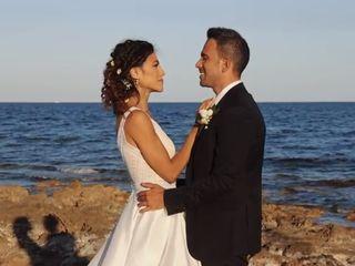 Le nozze di Giusy e Matteo