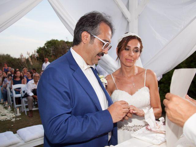 Il matrimonio di Marco e Marianna a Domus de Maria, Cagliari 10