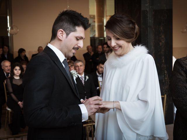 Il matrimonio di Raffaella e Domenico a Matera, Matera 14