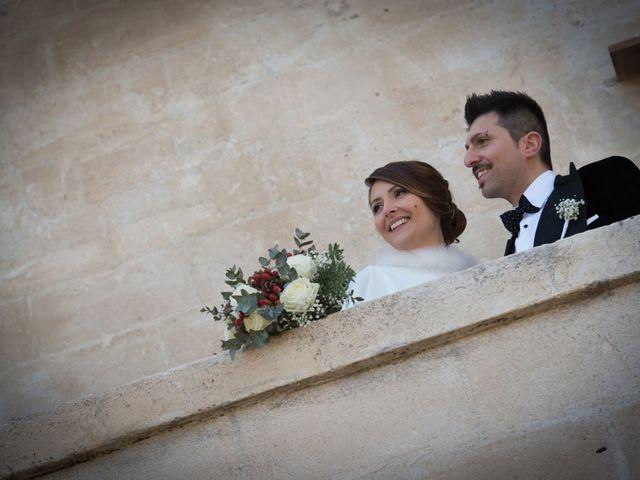 Il matrimonio di Raffaella e Domenico a Matera, Matera 18