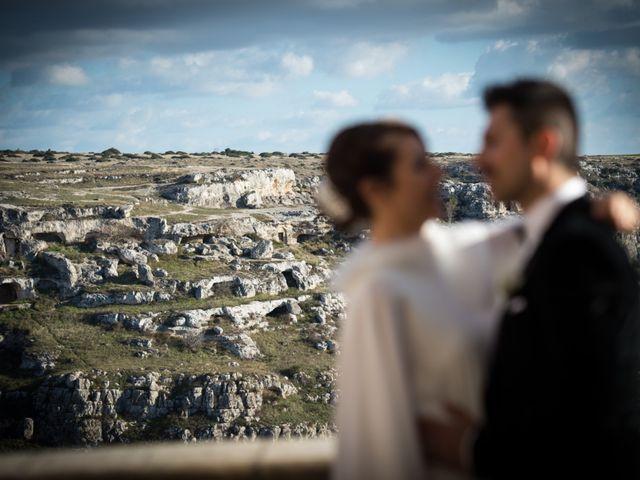 Il matrimonio di Raffaella e Domenico a Matera, Matera 19