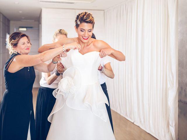 Il matrimonio di Matteo e Mila a Rimini, Rimini 20