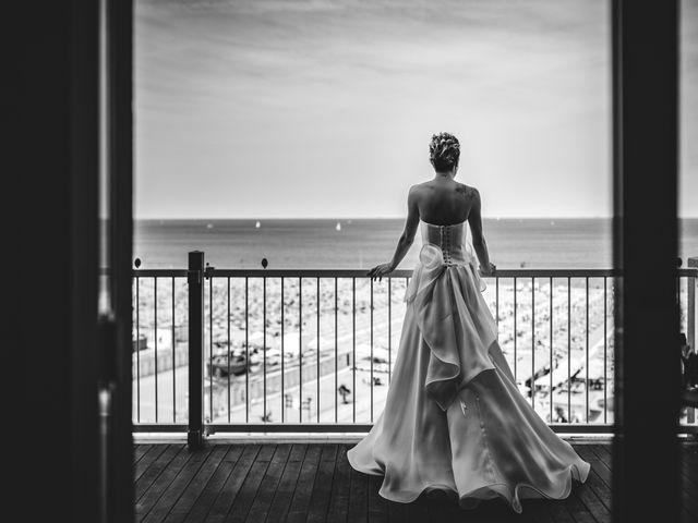 Il matrimonio di Matteo e Mila a Rimini, Rimini 25