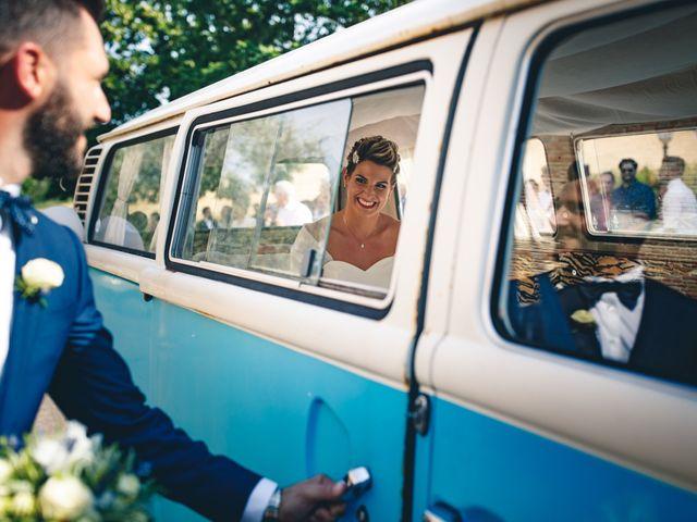 Il matrimonio di Matteo e Mila a Rimini, Rimini 39