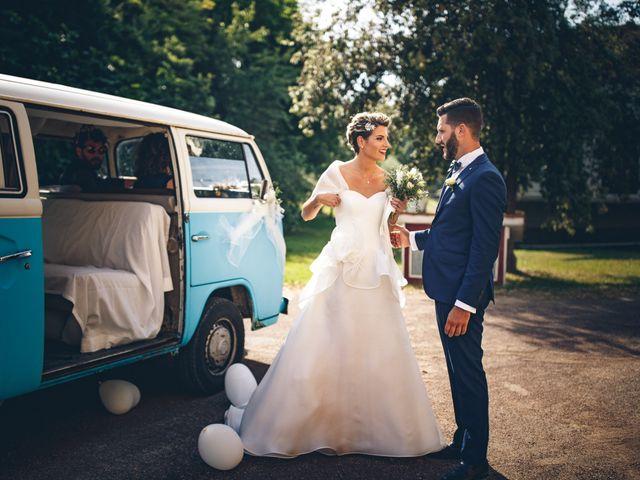 Il matrimonio di Matteo e Mila a Rimini, Rimini 40