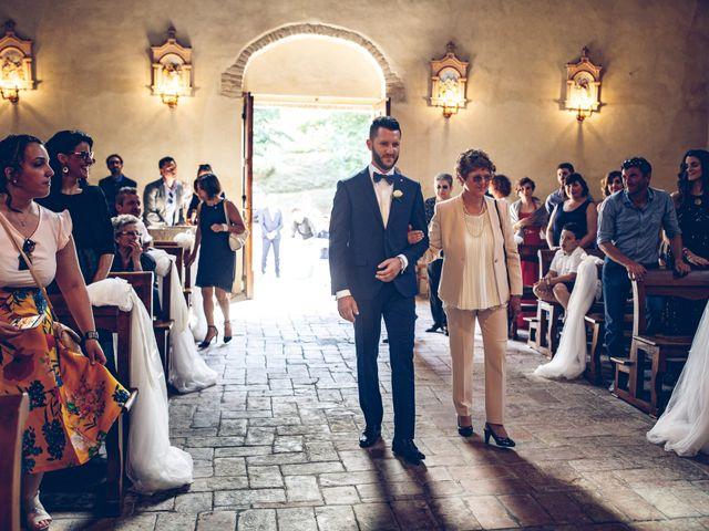 Il matrimonio di Matteo e Mila a Rimini, Rimini 43