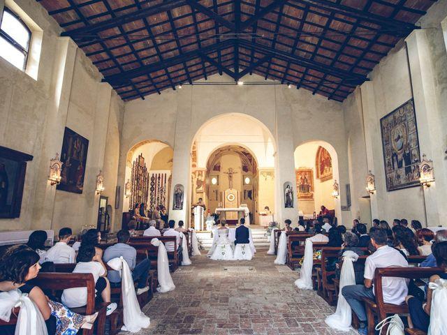 Il matrimonio di Matteo e Mila a Rimini, Rimini 47