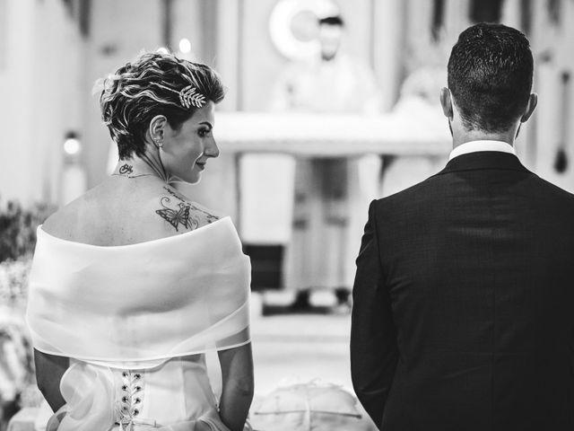Il matrimonio di Matteo e Mila a Rimini, Rimini 52