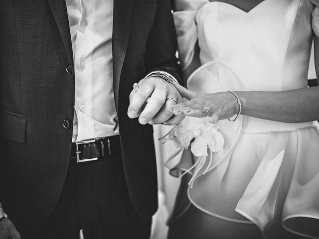 Il matrimonio di Matteo e Mila a Rimini, Rimini 54