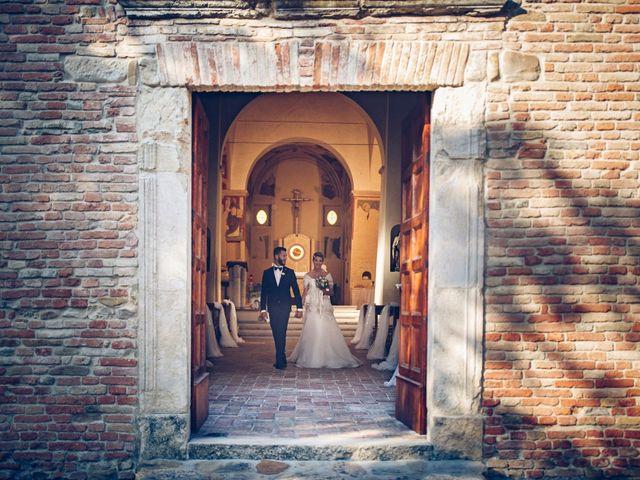 Il matrimonio di Matteo e Mila a Rimini, Rimini 56