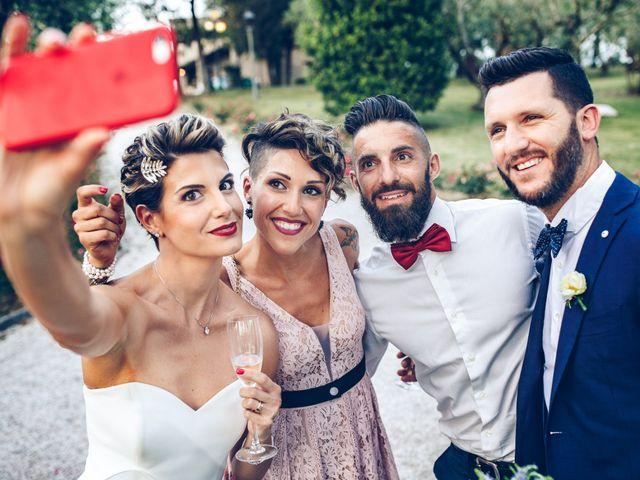 Il matrimonio di Matteo e Mila a Rimini, Rimini 72