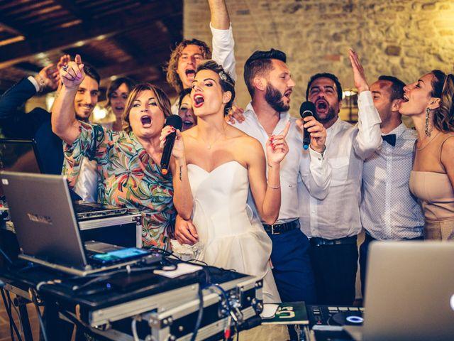Il matrimonio di Matteo e Mila a Rimini, Rimini 85