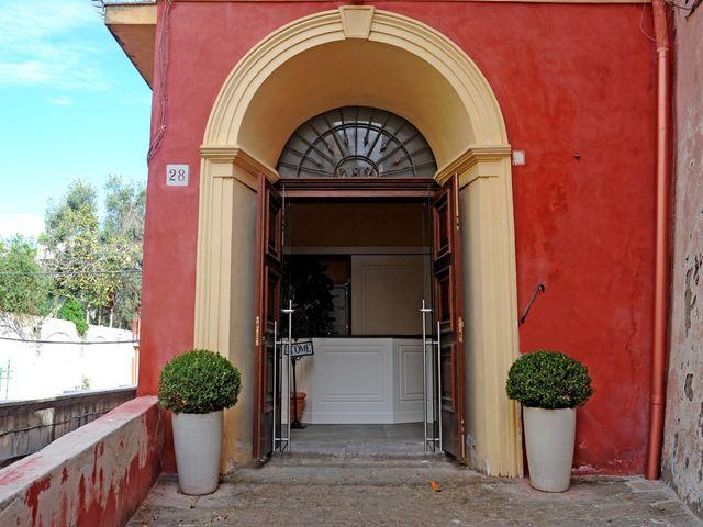 Il matrimonio di Richard e Rebecca a Procida, Napoli 5