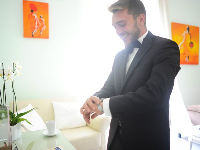 Il matrimonio di Richard e Rebecca a Procida, Napoli 22