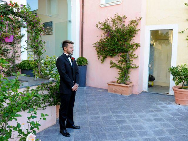 Il matrimonio di Richard e Rebecca a Procida, Napoli 49