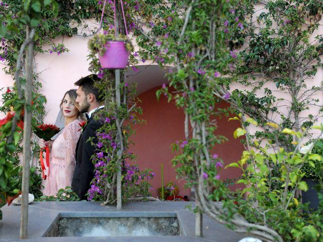 Il matrimonio di Richard e Rebecca a Procida, Napoli 50