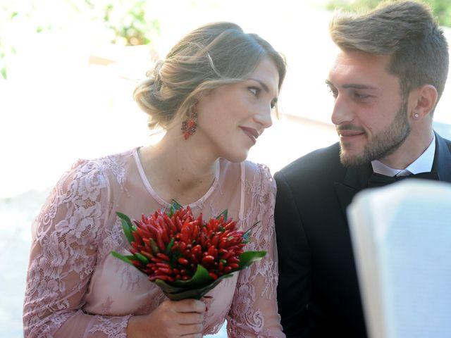 Il matrimonio di Richard e Rebecca a Procida, Napoli 52