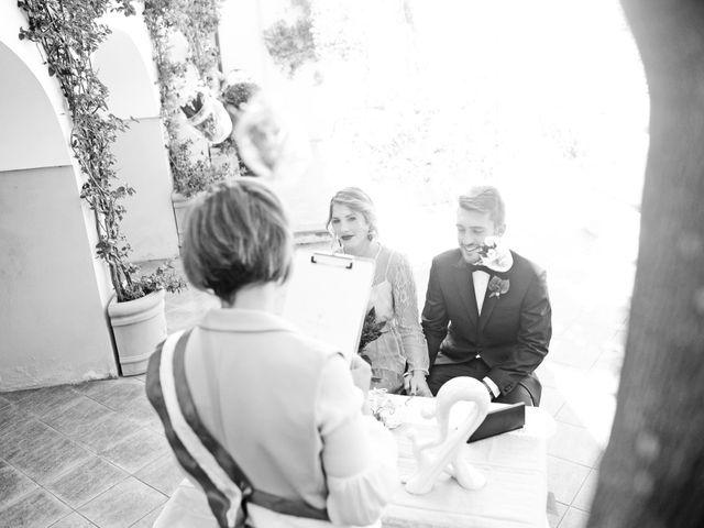 Il matrimonio di Richard e Rebecca a Procida, Napoli 54