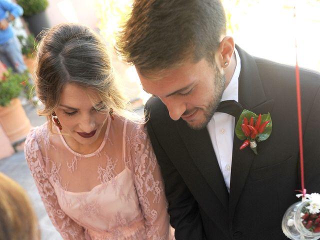 Il matrimonio di Richard e Rebecca a Procida, Napoli 55