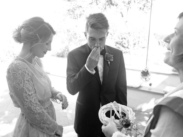 Il matrimonio di Richard e Rebecca a Procida, Napoli 57