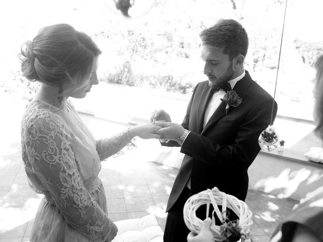 Il matrimonio di Richard e Rebecca a Procida, Napoli 58