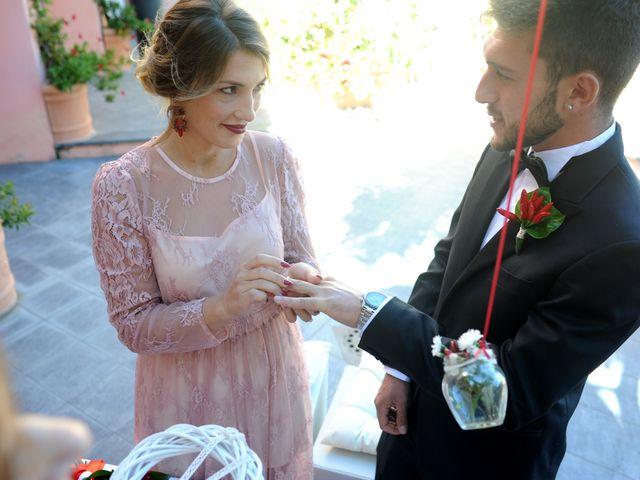 Il matrimonio di Richard e Rebecca a Procida, Napoli 59