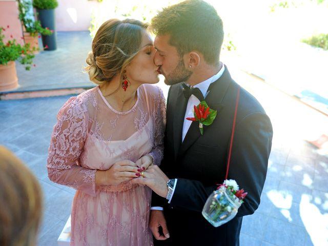 Il matrimonio di Richard e Rebecca a Procida, Napoli 60