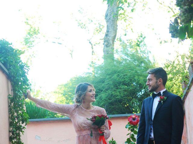 Il matrimonio di Richard e Rebecca a Procida, Napoli 61
