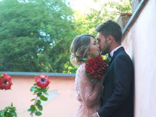 Il matrimonio di Richard e Rebecca a Procida, Napoli 62