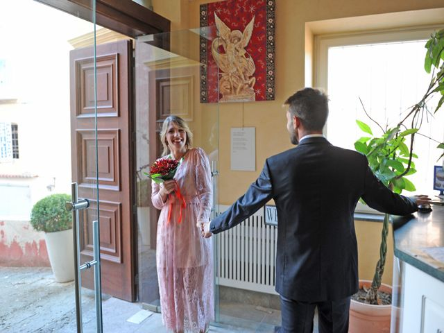 Il matrimonio di Richard e Rebecca a Procida, Napoli 63