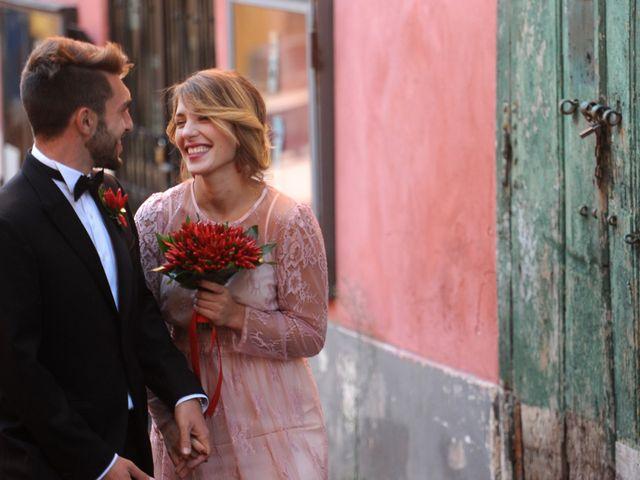 Il matrimonio di Richard e Rebecca a Procida, Napoli 65