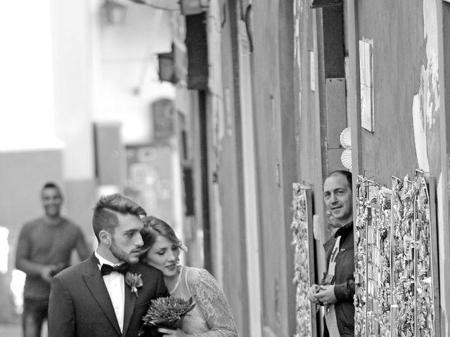 Il matrimonio di Richard e Rebecca a Procida, Napoli 66