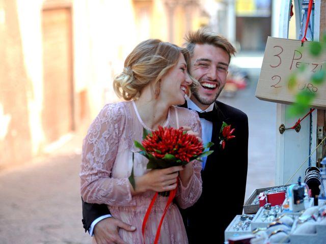 Il matrimonio di Richard e Rebecca a Procida, Napoli 67