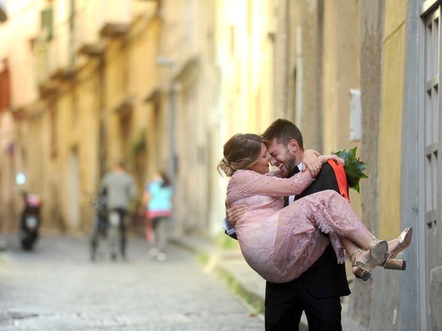 Il matrimonio di Richard e Rebecca a Procida, Napoli 68