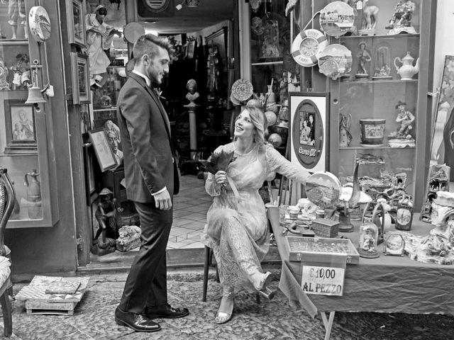 Il matrimonio di Richard e Rebecca a Procida, Napoli 69