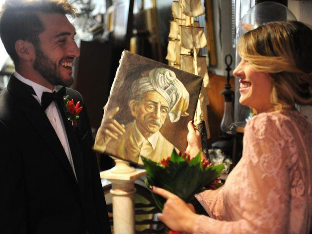 Il matrimonio di Richard e Rebecca a Procida, Napoli 70