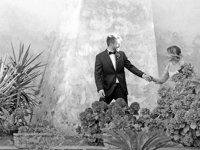 Il matrimonio di Richard e Rebecca a Procida, Napoli 71