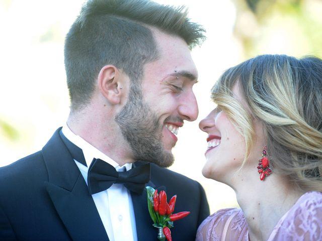 Il matrimonio di Richard e Rebecca a Procida, Napoli 72