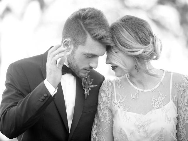 Il matrimonio di Richard e Rebecca a Procida, Napoli 74